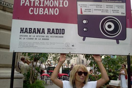 Entrevista a Olga Tallone en Radio Cultura