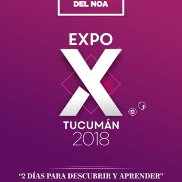 EXPO X SEX TUCUMAN, agosto/18